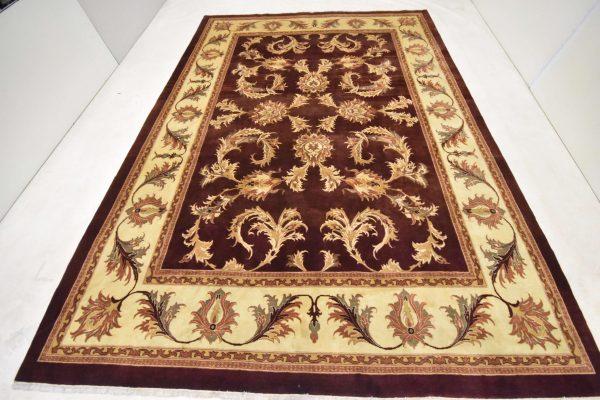 Perzisch tapijt Sarough Iran 371 X 265 cm