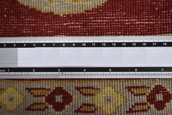 PErzisch tapijt ziegler Sarough Iran 7926-12