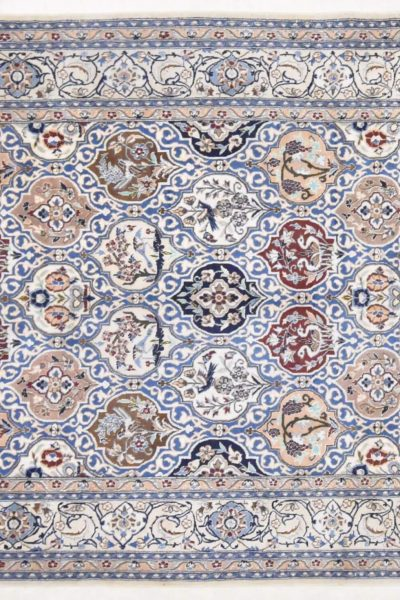 Perzisch Tapijt Nain 293 X 200 cm