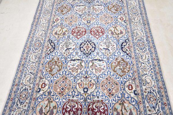 Perzisch tapijt Nain 7942-3