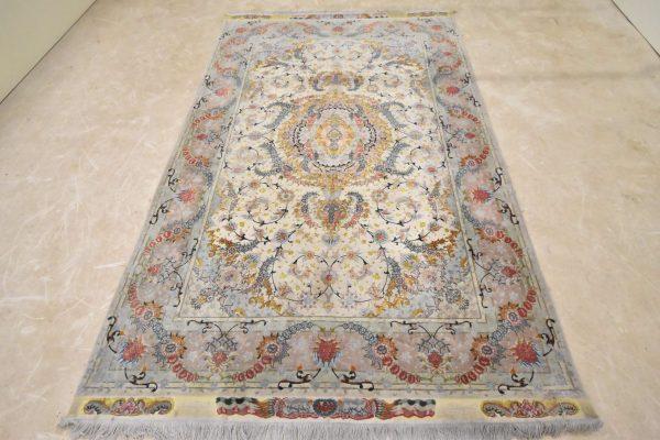 Perzisch tapijt exclusief Tabriz getekend (Iran Tabriz bafte Yousefpoor) 7568
