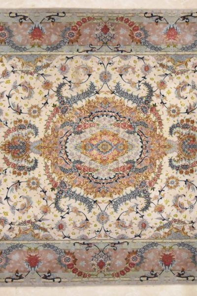 Tabriz tapijt