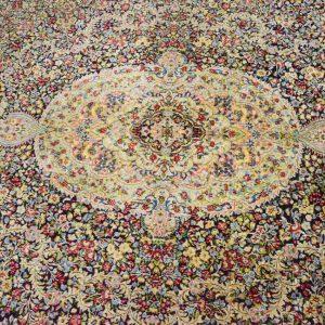 Perzisch tapijt kerman lavar 5844-12
