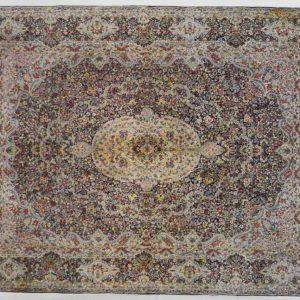 Perzisch tapijt kerman lavar