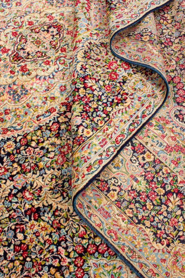 Perzisch tapijt kerman lavar 5844 19