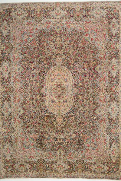 Perzisch tapijt kerman lavar 5844 22