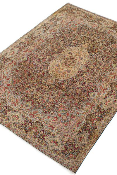 Perzisch tapijt kerman lavar 5844 3 2