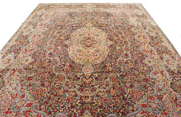 Perzisch tapijt kerman lavar 5844 5 2