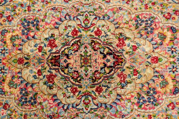 Perzisch tapijt kerman lavar 5844 6 2