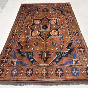 Vintage vloerkleed Kazak 7944