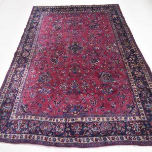 Antiek tapijt Sarough Mohajeran 297 X 212 cm