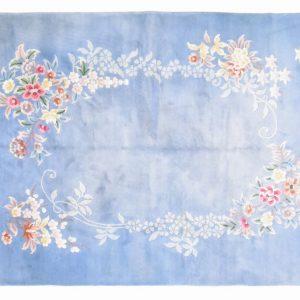Handgeknoopt Chinese tapijt 270 X 182 cm