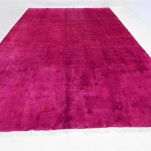 Perzisch tapijt roze