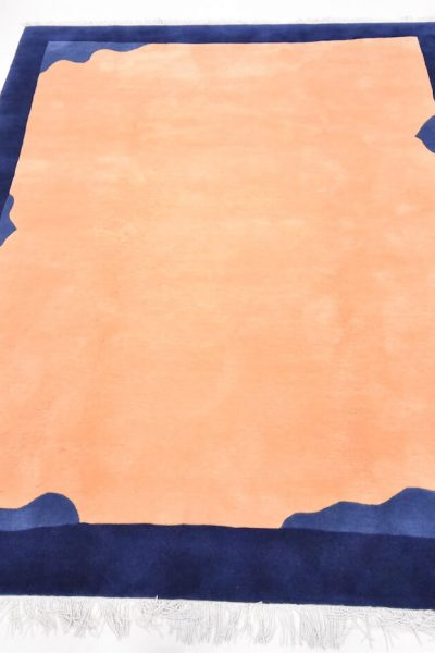 Vloerkleed wol Nepal , Handgeknoopt 7996