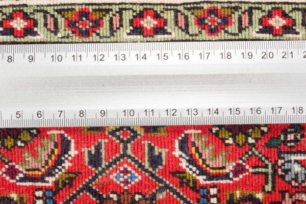 Perzische loper Bidjar 7670 knoopdichtheid