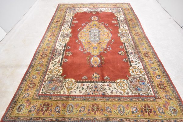 Perzisch tapijt Tabriz Tabatabai 7637-2