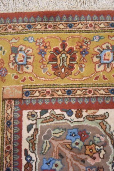 Perzisch tapijt Tabriz Tabatabai hoek 1