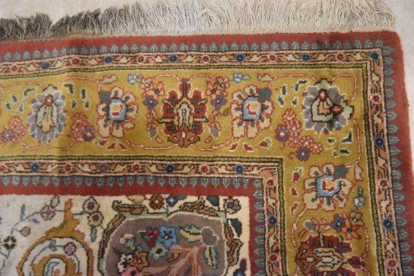 Perzisch tapijt Tabriz Tabatabai hoek 2