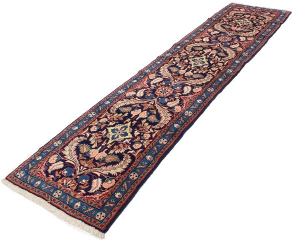 perzisch tapijt sarough 8714 wol loper 3