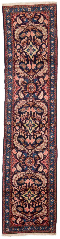 perzisch tapijt sarough loper 8714 handgeknoopt wol 1