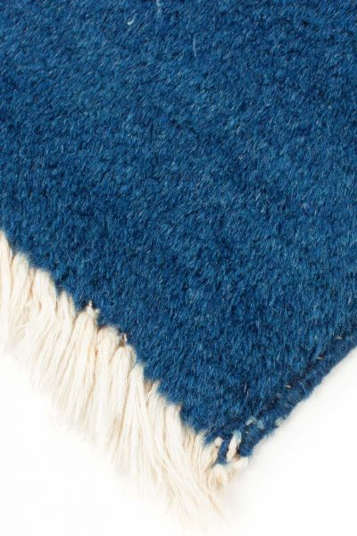 7925 china blauw handgeknoopt tapijt 10