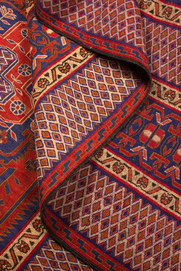 IMG 4348perzisch tapijt kelim afshari 8060 wol