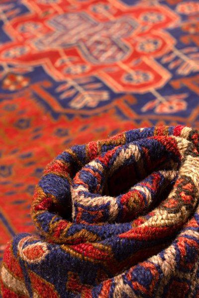 IMG 4349perzisch tapijt kelim afshari 8060 wol