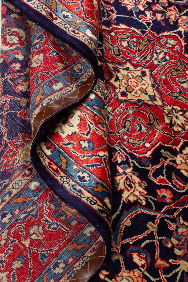 IMG 4385perzisch tapijt sarough 8063 handgeknoopt wol