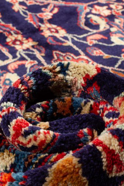IMG 4387perzisch tapijt sarough 8063 handgeknoopt wol