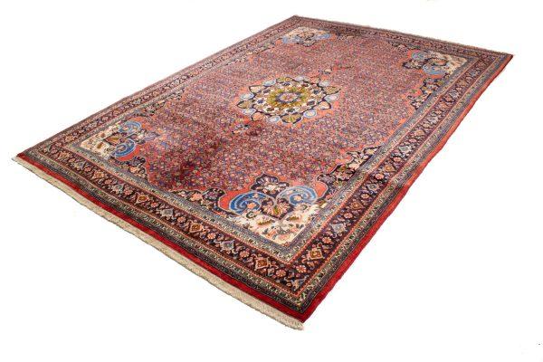 IMG 4425perzisch tapijt bidjar 8055 handgeknoopt wol