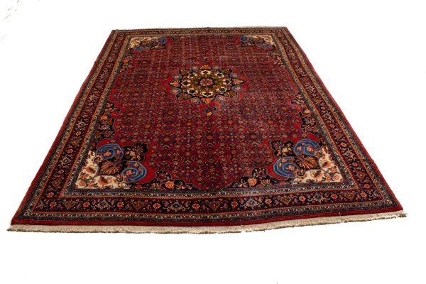 IMG 4426perzisch tapijt bidjar 8055 handgeknoopt wol