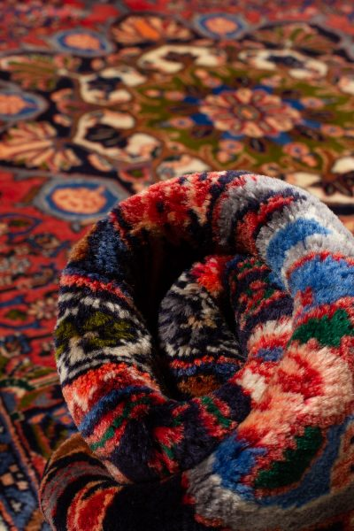 IMG 4442perzisch tapijt bidjar 8055 handgeknoopt wol