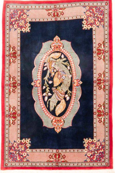 Perzisch tapijt Ghoum 162 X 106 cm 8709 A241