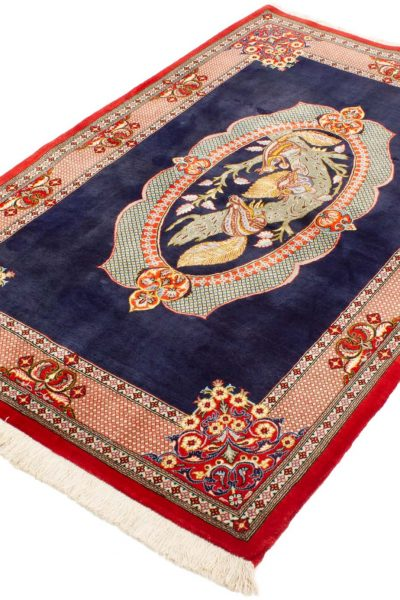 Perzisch tapijt Ghoum 162 X 106 cm 8709 A243