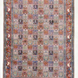 Perzisch tapijt Ghoum 79310002