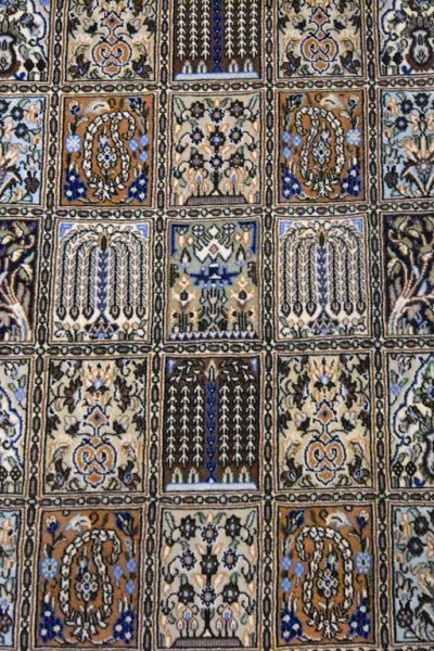 Perzisch tapijt Ghoum 8186 3