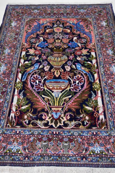 Perzisch tapijt Ghum 8227 1