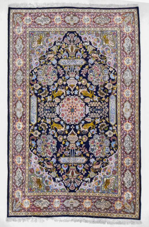 Perzisch tapijt Kerman lavar 7976 11