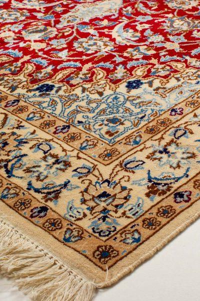Perzisch tapijt Nain 102513