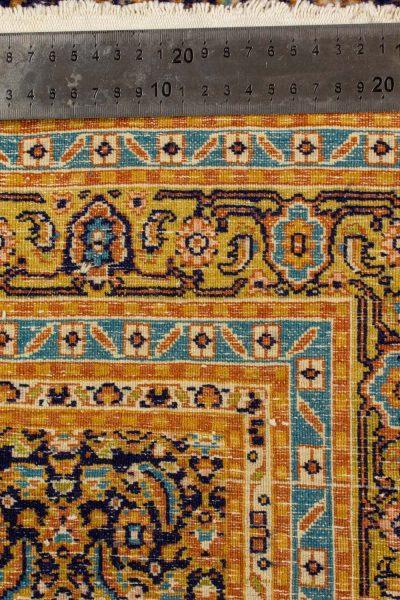 handgeknoopt tapijt ardebiel 10250 ornamenten8 knoopdichtheid