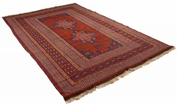 perzisch tapijt kelim 8060 afshari wol 2