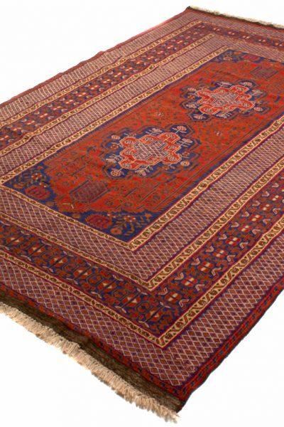 perzisch tapijt kelim 8060 afshari wol