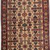 perzisch tapijt shirwan 10247 handgeknoopt ornamenten