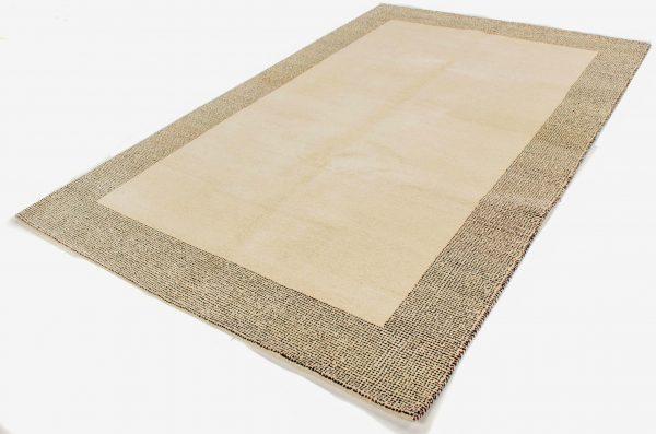 Gabbeh India beige 198x303 cm 10080 A434