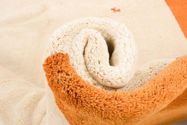 Gabbeh Perzië Oranje 210x308 cm 1088 A4313