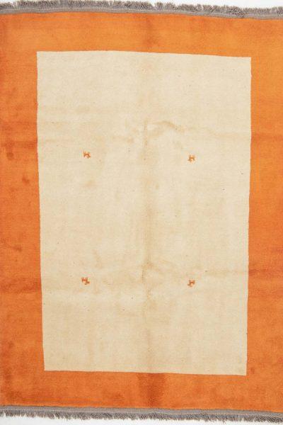 Gabbeh Perzië Oranje 210x308 cm 1088 A4314