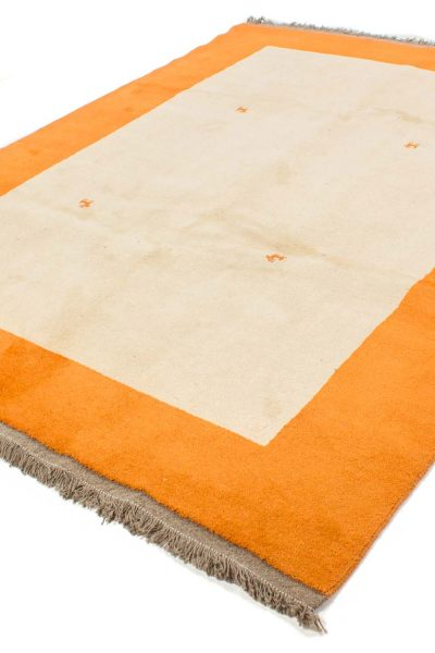 Gabbeh Perzië Oranje 210x308 cm 1088 A433