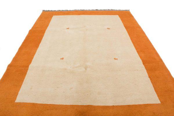Gabbeh Perzië Oranje 210x308 cm 1088 A434