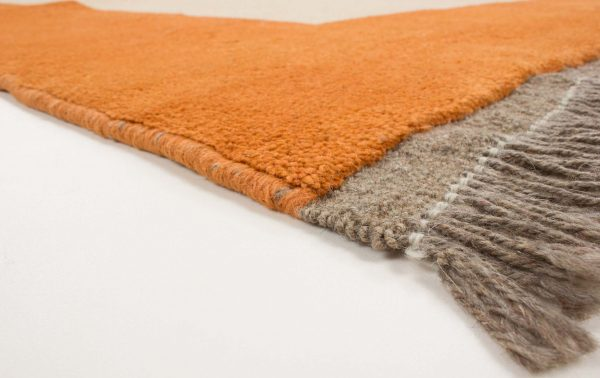 Gabbeh Perzië Oranje 210x308 cm 1088 A439