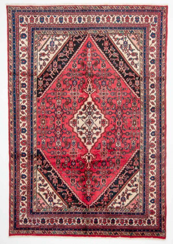 Hamdan Rood 215x311 cm 10087 A432